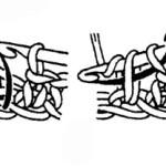 Вязание крючком для начинающих. Столбик без накида
