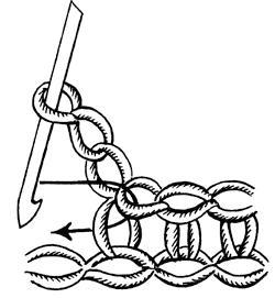 Пико, связанное крючком. фото 3