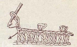 Пико, связанное крючком. фото 1