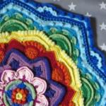 Mandala Madness. Часть 7. Как вязать мандалу крючком